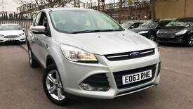 2013 Ford Kuga 2.0 TDCi Zetec Powershift Automatic Diesel Estate