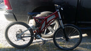 Norco Team DH Bike - Great Deal