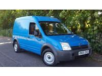 Ford Transit Connect 1.8 TD LWB *NO VAT* Long Wheel Base High Roof 130000 Miles