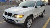 2006 BMW X5 SUV 3.0L V6***Safety & E-Test INCL.***
