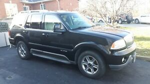 2005 Lincoln Aviator SUV, Crossover E-Tested & Saftey