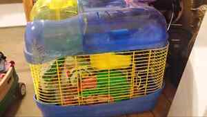 Small animal / hamster / gerbil / mouse cage
