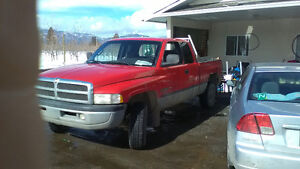 1999 Dodge Power Ram 1500 Laramie slt Pickup Truck