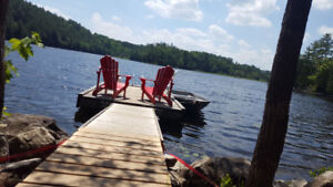 For Rent: New 4 Season Cottage Lac McGregor (near Ottawa)