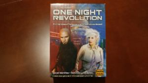 New sealed - One Night Revolution Board Card Game
