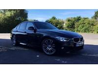 2014 BMW 3 Series 320d M Sport Step (Business Me Automatic Diesel Saloon