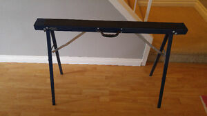 Pair of sawhorses. Never used. Just out of boxes for pictures.