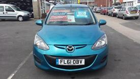 2011 MAZDA 2 1.5 TS2 Automatic 5 Door From GBP6,995 + Retail Package