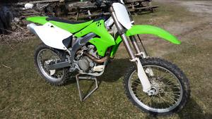 2006 KXF450 F