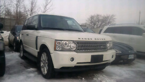 2007 Range Rover Supercharged *Full Size*