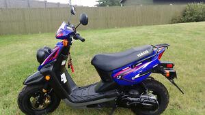 *** Like New Yamaha Scooter bws