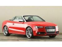 2015 Audi A5 S5 Quattro 2dr S Tronic Auto Sports petrol Automatic