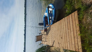 Boats, motor, trailer for sale