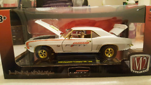 1969 Chevy Camaro SS (CHASE) 1:24