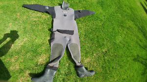 Abyss Pro 7mm Dry Suit XL