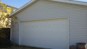 GAETZ AVE DOUBLE CAR GARAGE FOR PARKING OR STORAGE