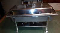 Chafing dish - Professional quality
