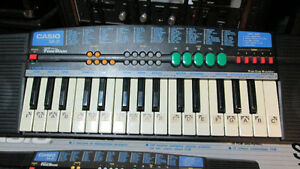 Casio keyboard SA-21