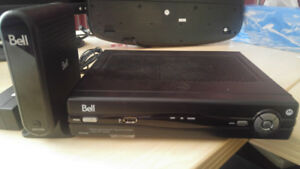 Bell VIP2262 Wireless PVR and Remote
