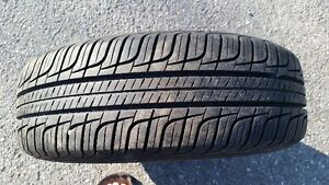 4 all seasons tires with rims in excellent condition