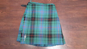 Men's Clan Davidson Ancient Tartan Heavy Weight Kilt