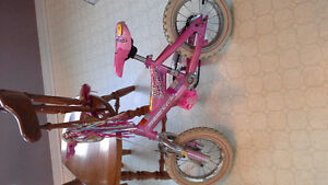 Girls 12 inch Bike