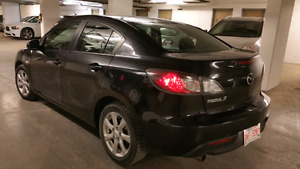 Mazada 3 Sport  with low km for sale in great condition