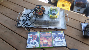 Orginal xbox with games