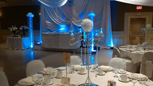 Decor packages Tablecloths,Table Runners chair covers plus, Windsor Region Ontario image 9
