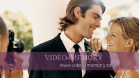 Start from $100/hr for GTA Best Wedding Photography/Videography