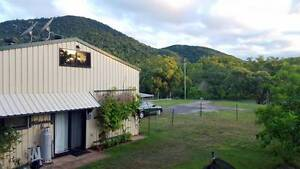 More Than Just A Shed Cooktown Cook Area Preview