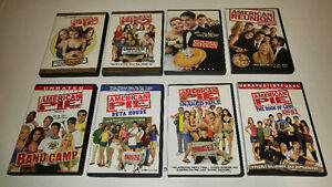 AMERICAN PIE COMPLETE DVD COLLECTION