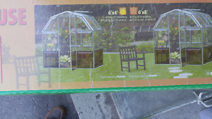 Brand New Green House 6x4ft