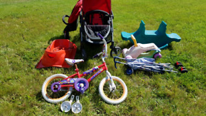 Miscellaneous toddler items