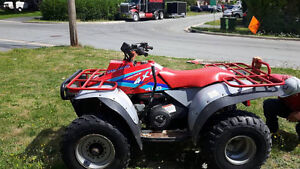 94 polaris 4x4 400l 2 stroke with papers