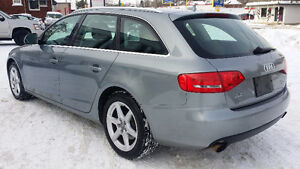 2009 Audi A4 2.0T Avant Wagon - Pano Roof! Rare Find! Kitchener / Waterloo Kitchener Area image 3