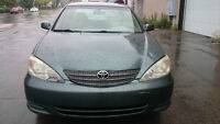 2004 Toyota Camry LE 4cyl NO RUST PERFECT MECHANIC