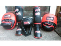 FMA sparring gear