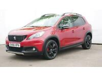 2016 Peugeot 2008 1.2 PureTech 110 GT Line 5dr Estate petrol Manual