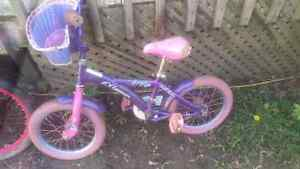 Young Girls bike for sale 50$ obo