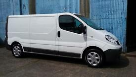 2013 Renault Trafic 2.0dCi ( EU5 ) ( Eco ) LL29 Phase 3,Sat Nav,Long Wheel Base.