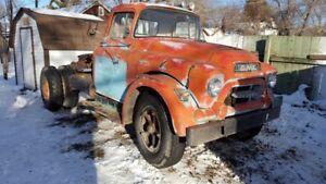 1959 GMC 500 rare big truck