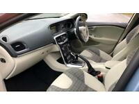 2017 Volvo V40 T3 152hp Petrol Momentum Auto Automatic Petrol Hatchback