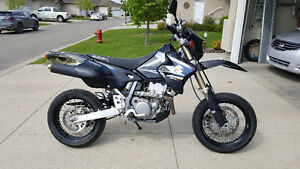2005 DRZ400 SM, One Owner, New Battery, Perfect Maintenance