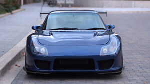 FEED AFFLUX V.5 Widebody RX-7 *RARE*