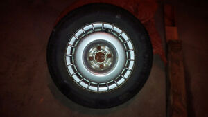 175/70R13 VW Wheels with tires Edmonton Edmonton Area image 1