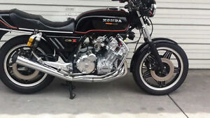 Wanted Honda CBX 1979-80