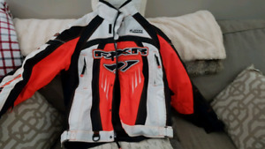 Fxr floatation assist snowmobile jacket