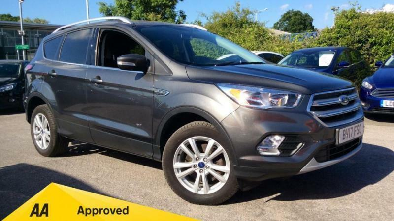 2017 ford kuga 2 0 tdci zetec 5dr manual diesel 4x4 in. Black Bedroom Furniture Sets. Home Design Ideas
