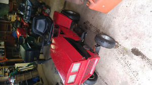Old mtd tractor